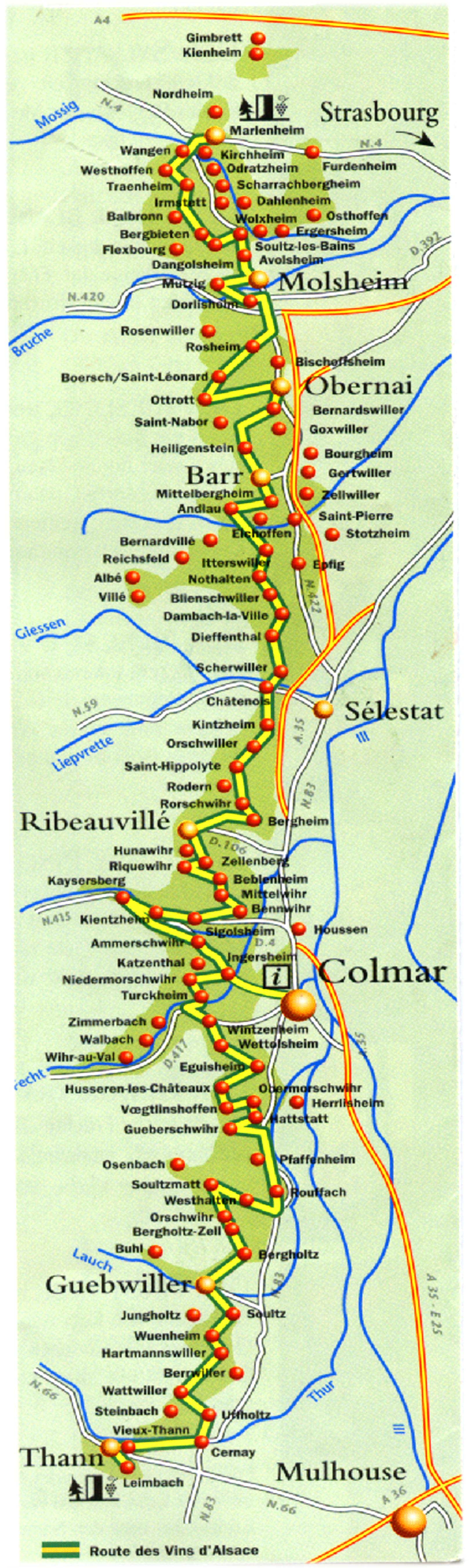 Extrêmement Routes Célèbres UU69